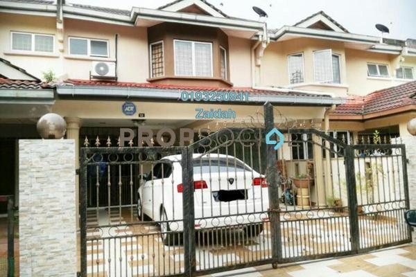 For Sale Terrace at Taman Lestari Putra, Bandar Putra Permai Leasehold Unfurnished 4R/3B 550k