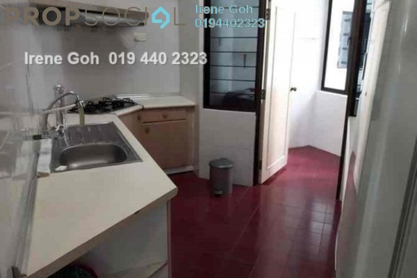 For Rent Condominium at Marina Tower, Tanjung Bungah Freehold Fully Furnished 3R/2B 1.8k