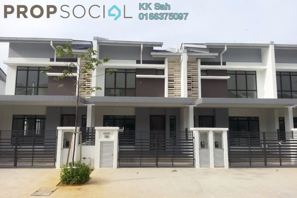 For Sale Terrace at M Residence 2, Rawang Leasehold Unfurnished 4R/3B 478k