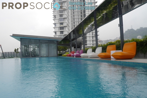 For Sale Terrace at The Breezeway, Desa ParkCity Freehold Unfurnished 3R/3B 2.75m