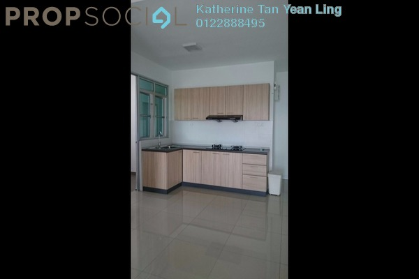 For Sale Condominium at Kiara Residence 2, Bukit Jalil Leasehold Unfurnished 4R/3B 720k