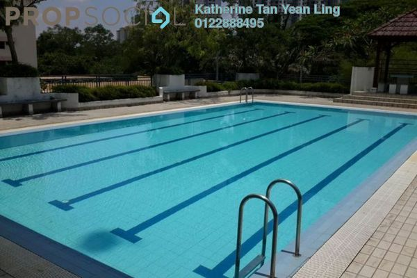 For Rent Condominium at Greenpark, Old Klang Road Freehold Fully Furnished 2R/2B 1.1k