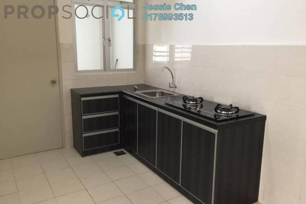 For Rent Serviced Residence at Kalista Residence, Seremban 2 Freehold Semi Furnished 4R/2B 1.5k