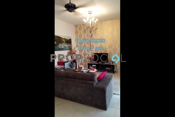 For Sale Condominium at Endah Villa, Sri Petaling Leasehold Fully Furnished 3R/2B 450k