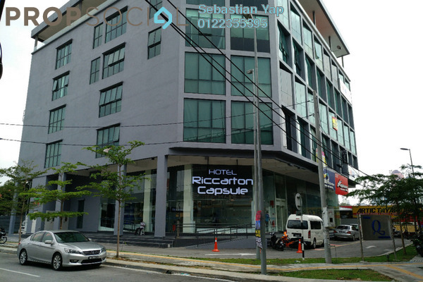 For Rent Shop at Wisma Q, Titiwangsa Freehold Unfurnished 0R/0B 10k