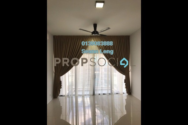 For Rent Serviced Residence at Reflection Residences, Mutiara Damansara Freehold Semi Furnished 3R/2B 3.2k