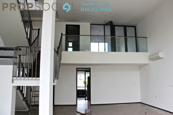 For Sale Bungalow at The Mansions, Desa ParkCity Freehold Semi Furnished 5R/4B 4.7m