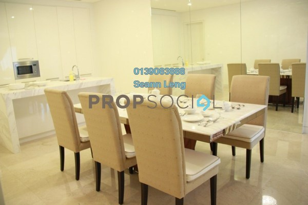 For Rent Serviced Residence at Pavilion Residences, Bukit Bintang Leasehold Fully Furnished 3R/4B 12k