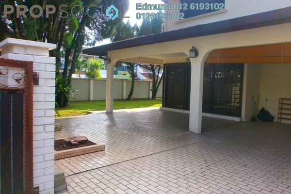 For Rent Semi-Detached at SS2, Petaling Jaya Freehold Semi Furnished 5R/2B 4.2k