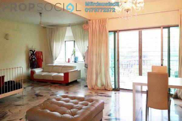 For Sale Condominium at Sri Ledang, Wangsa Maju Leasehold Fully Furnished 4R/2B 560k