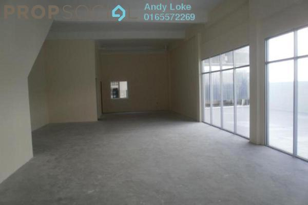 For Sale Shop at Mutiara Heights, Jelutong Leasehold Unfurnished 0R/0B 330k