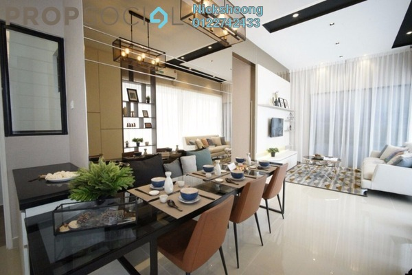 For Sale Condominium at Mizumi Residences, Kepong Freehold Unfurnished 3R/2B 420k