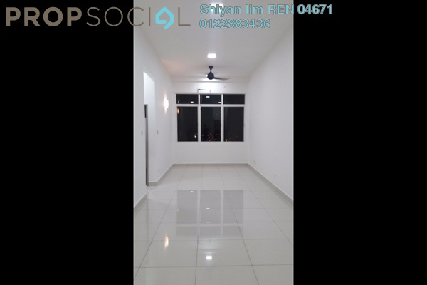 For Rent Condominium at Vue Residences, Titiwangsa Freehold Semi Furnished 2R/1B 1.9k