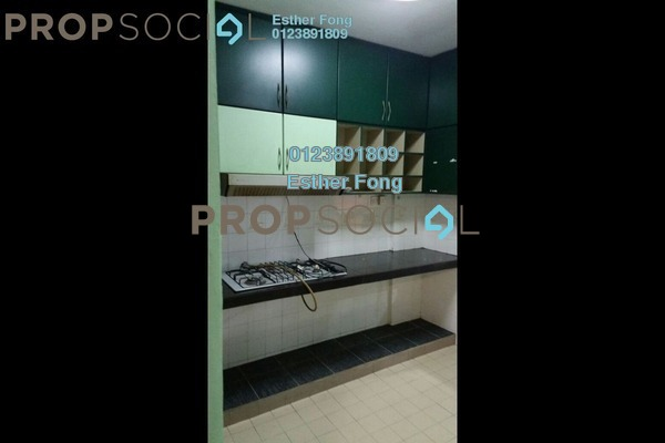 For Rent Apartment at Nova II, Segambut Freehold Semi Furnished 3R/2B 1.1k