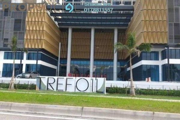 For Rent SoHo/Studio at Trefoil, Setia Alam Freehold Semi Furnished 0R/0B 850translationmissing:en.pricing.unit