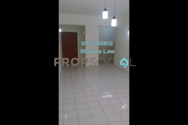 For Rent Condominium at Menara Menjalara, Bandar Menjalara Freehold Semi Furnished 3R/2B 1.3k