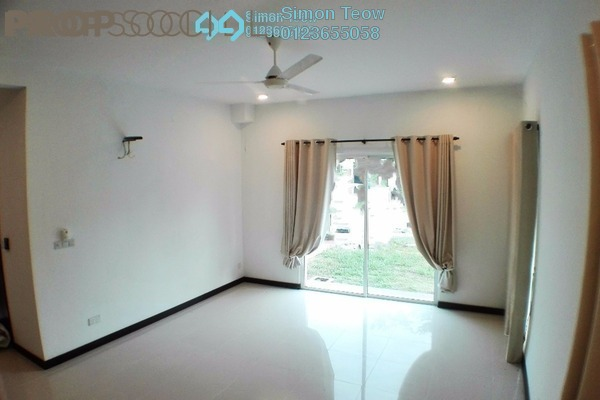 For Rent Semi-Detached at Setia Eco Park, Setia Alam Freehold Semi Furnished 4R/5B 4.8k