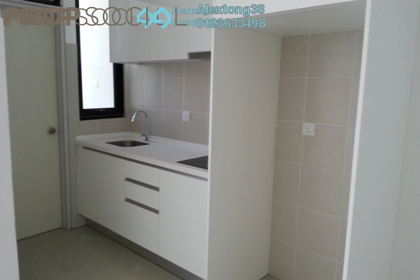 For Rent Condominium at i-Residence @ i-City, Shah Alam Freehold Semi Furnished 1R/1B 1.2k