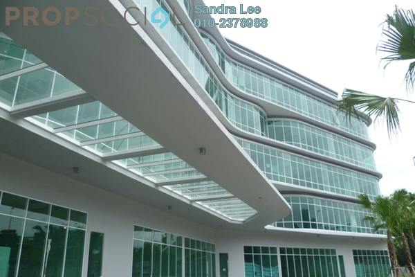 For Sale Office at Oval Tower, TTDI Freehold Unfurnished 0R/0B 707k