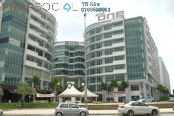 For Rent Office at Jaya One, Petaling Jaya Leasehold Unfurnished 0R/0B 5.5k