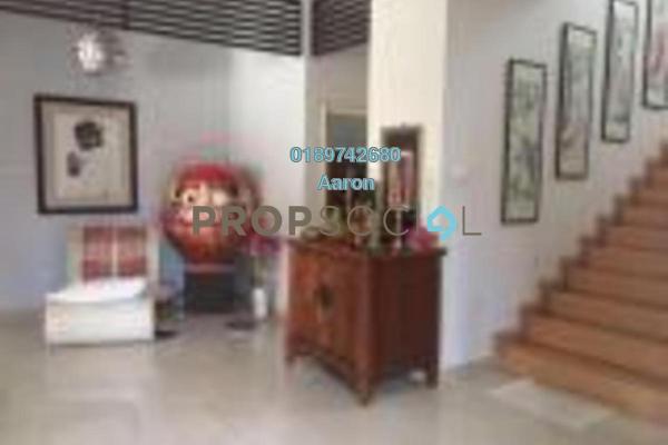 For Sale Bungalow at Aman Suria Damansara, Kelana Jaya Freehold Semi Furnished 6R/6B 3.7m