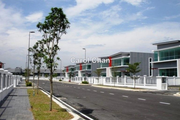 For Sale Factory at Amari Business Park, Batu Caves Leasehold Unfurnished 0R/0B 6m