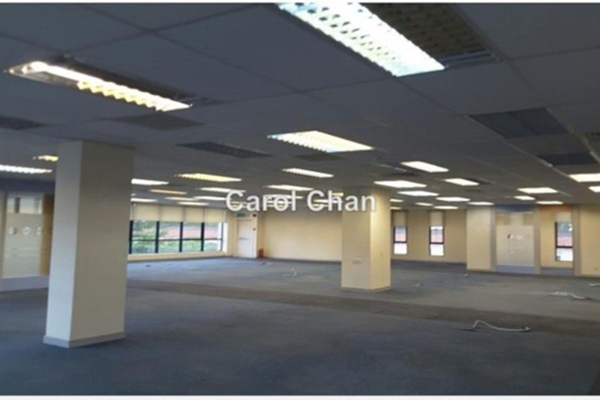 For Rent Office at Wisma Volkswagen, Bangsar Leasehold Unfurnished 0R/0B 16.5k