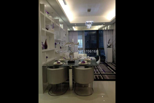 For Sale Serviced Residence at Regalia, Putra Freehold Semi Furnished 2R/2B 680k