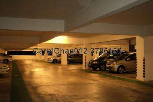 For Rent Condominium at 1Sentul, Sentul Freehold Semi Furnished 3R/2B 1.8k