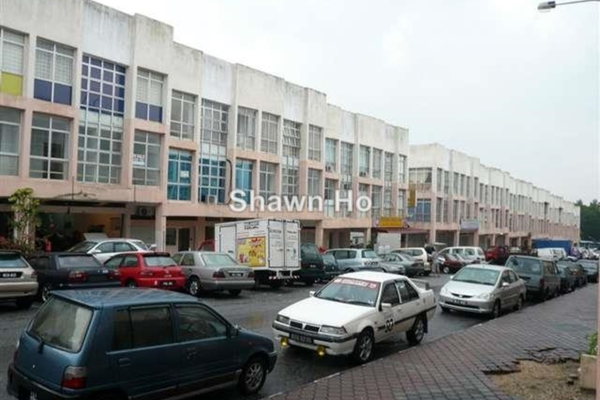 For Rent Shop at Taman Desa Cheras, Alam Damai Leasehold Unfurnished 0R/2B 2k