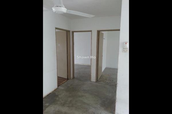For Rent Apartment at Desa Satu, Kepong Leasehold Unfurnished 3R/1B 650translationmissing:en.pricing.unit