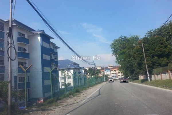 For Rent Factory at Kampung Baru Sungai Buloh, Sungai Buloh Leasehold Unfurnished 0R/2B 3.6k