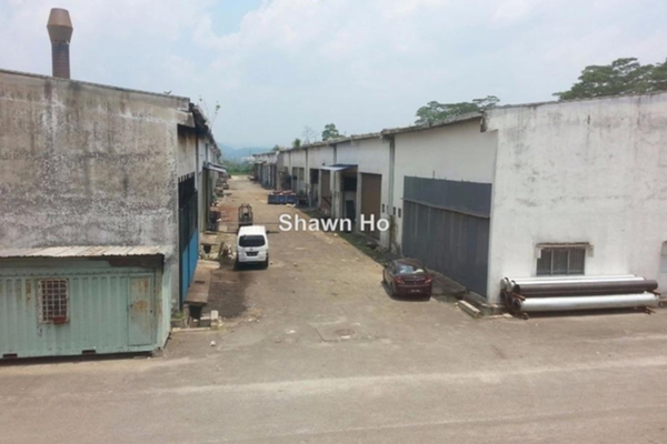 For Rent Factory at KRI Industrial Park, Rawang Leasehold Unfurnished 0R/2B 1.5k