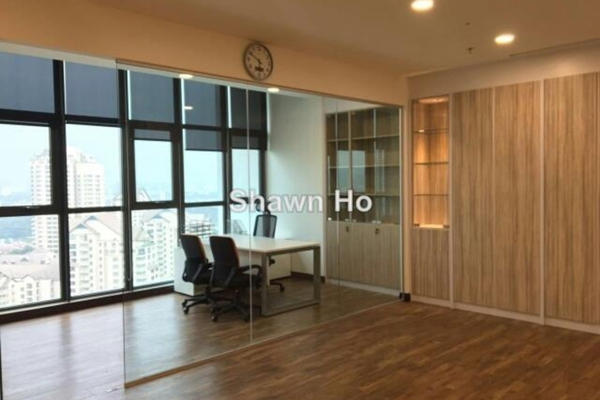 For Rent Office at Tropicana Avenue, Tropicana Leasehold Semi Furnished 0R/0B 2.5k