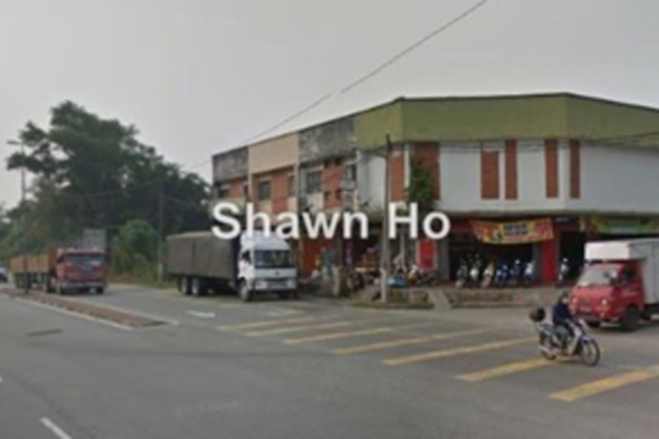 For Rent Shop at Taman Daya Pertama, Rawang Leasehold Unfurnished 0R/2B 1.3k