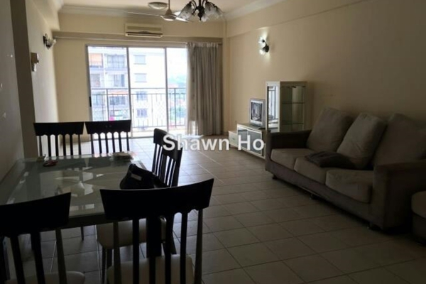 For Rent Condominium at Ken Damansara I, Petaling Jaya Leasehold Fully Furnished 3R/2B 2.2k