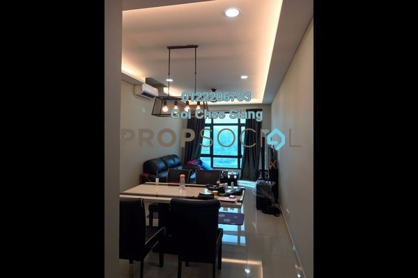 For Sale Condominium at Pearl Suria, Old Klang Road Leasehold Unfurnished 2R/2B 580k