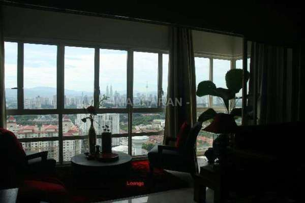 For Sale Condominium at Kiaraville, Mont Kiara Freehold Semi Furnished 4R/5B 2.2m