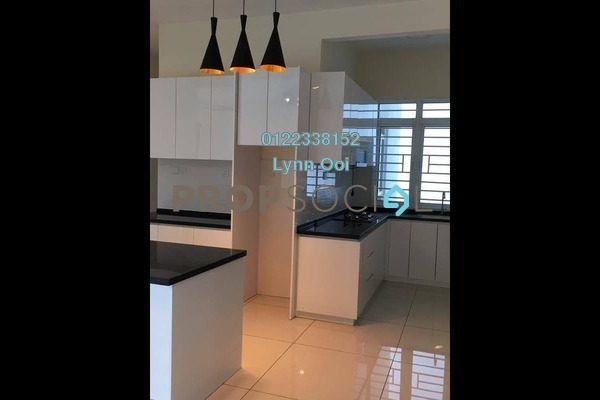 For Rent Condominium at Saville @ The Park, Pantai Freehold Semi Furnished 3R/2B 2.8k