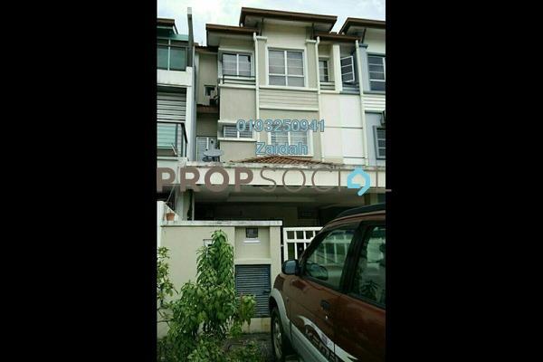 For Sale Link at Kemuning Residence, Kota Kemuning Leasehold Unfurnished 5R/4B 730k