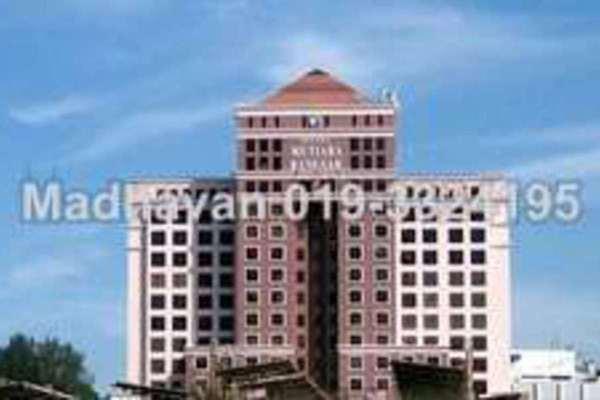 For Sale Office at Menara Mutiara Bangsar, Bangsar Freehold Unfurnished 0R/0B 470k