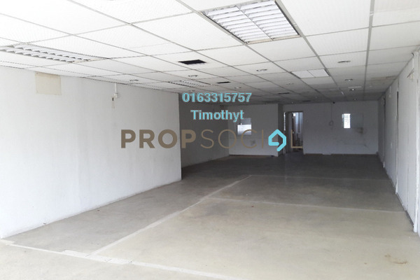 For Rent Office at Taman Kajang Raya, Kajang Freehold Unfurnished 0R/1B 1.1k