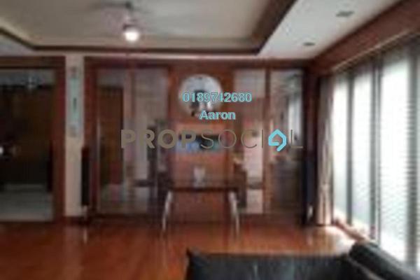 For Sale Bungalow at Aman Suria Damansara, Kelana Jaya Freehold Semi Furnished 6R/5B 4.9m