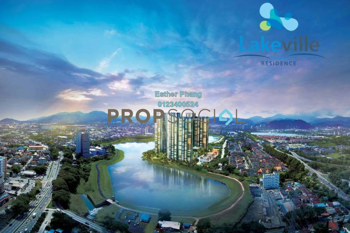 Condominium For Sale at Lakeville Residence, Jalan Ipoh by Esther Phang