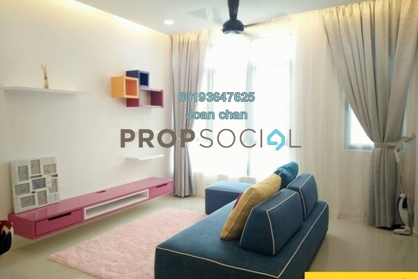 For Sale Condominium at Tropicana Avenue, Tropicana Leasehold Semi Furnished 1R/1B 650k