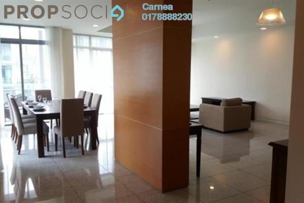 For Rent Condominium at Seri Hening Residence, Ampang Hilir Freehold Semi Furnished 3R/0B 8k