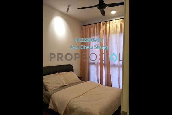For Rent Serviced Residence at Residency V, Old Klang Road Freehold Semi Furnished 2R/2B 1.8k