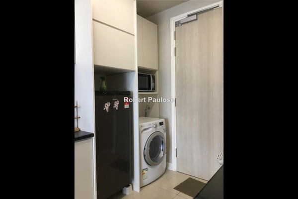 For Rent SoHo/Studio at Nadi Bangsar, Bangsar Leasehold Semi Furnished 0R/1B 2.8k