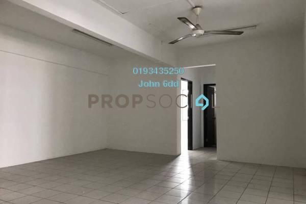 For Rent Apartment at Saujana Damansara, Damansara Damai Leasehold Unfurnished 4R/1B 1k