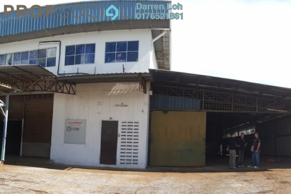 For Rent Factory at Taman Perindustrian Kinrara, Bandar Puchong Jaya Freehold Semi Furnished 5R/4B 15k